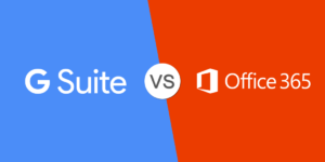 Office 365 vs. G Suite