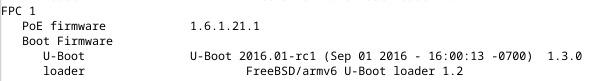 PoE firmware 1.6.1.21.1